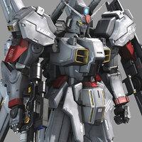 msf-007 gundam 3d model