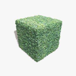 Plastic Hedge Seamless