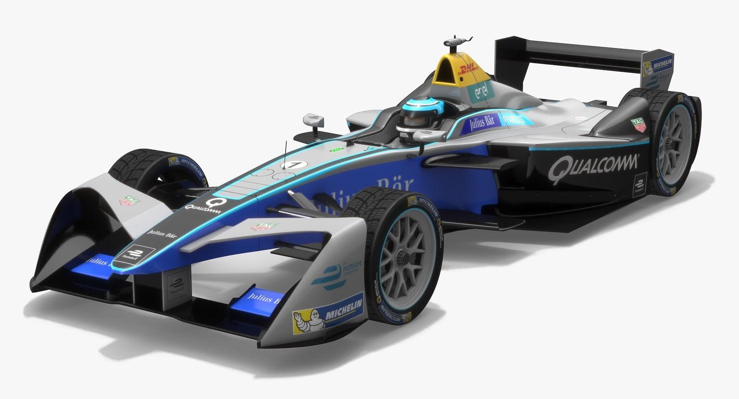 generic formula e season 3D