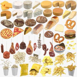 3D 53 food - 02