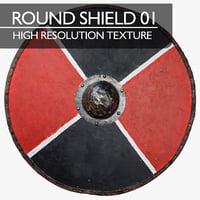 Round Shield 01