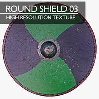 Round Shield 03