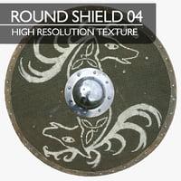 Round Shield 04