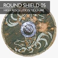 Round Shield 05