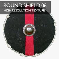 Round Shield 06