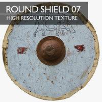 Round Shield 07