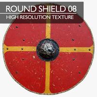 Round Shield 08