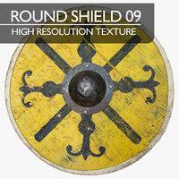 Round Shield 09