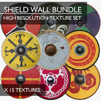 Shield Wall Bundle