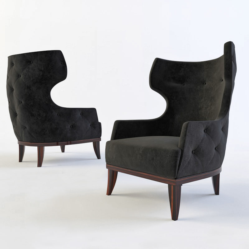 max matis armchair brabbu