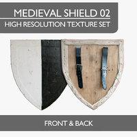 Medieval shield 02