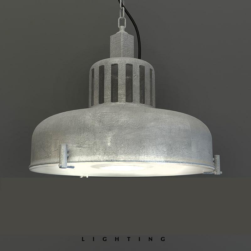 3d nowodvorski industrial model