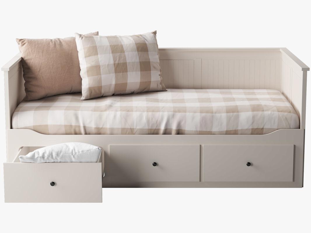 Luxury Ikea Hemnes Bed Design Ideas