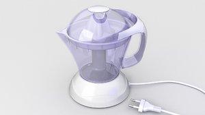 juice citrus 3D model