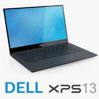 DELL XPS 13 Non-Touch