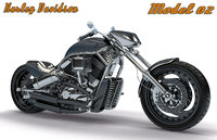 Harley Davidson Collection - Model 02