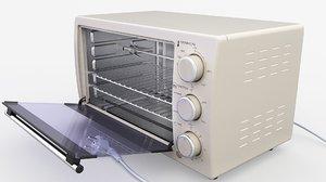3D oven mini