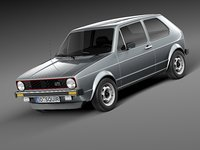 Volkswagen Golf GTI mk1 1982 - 1992