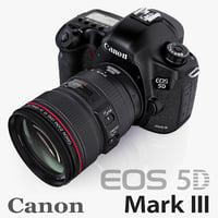 Canon EOS 5D Mark III EF 24-105 mm