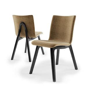 cosmorelax milton chair 3d max
