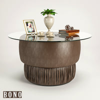 3d model table bono chester
