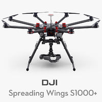 max dji spreading wings s1000