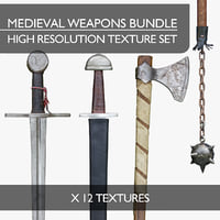 Medieval Weapons Bundle