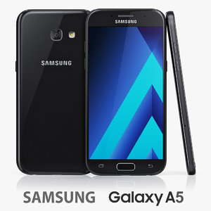 3d samsung galaxy a5 2017 model