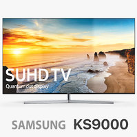 Samsung KS9000 4K SUHD TV 65 inch and One Remote Control