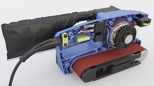 belt sander 1 model