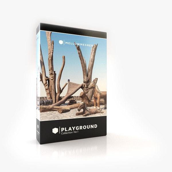 3D playground 1
