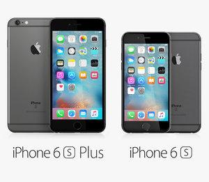3d iphone 6s model