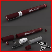 rotring isograph 3d max