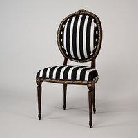 chair molon 3d model