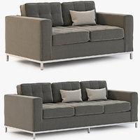 sofa modern jane max
