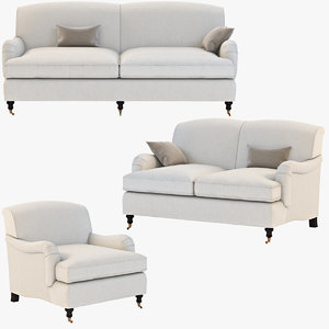 3d sofa seating