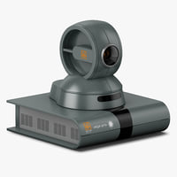 aethra camera webcam 3d model