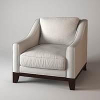 Baker Neue Lounge Chair