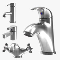 Faucets 4 Pack