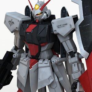 mvf-m11c murasame 3d model