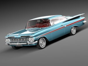 chevrolet impala 1959 max