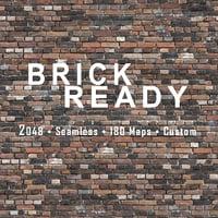 2K Brick Ready