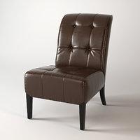 3d model chair andrew martin