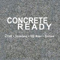 2K Concrete Ready
