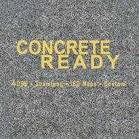 4K Concrete Ready