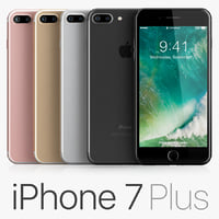 iPhone 7 Plus All Colors