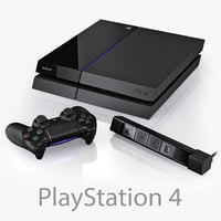 Sony PlayStation 4 complete set