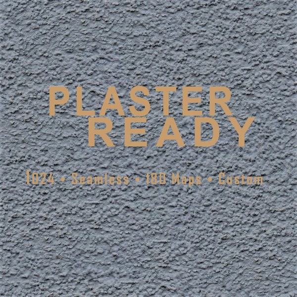 1K Plaster Ready