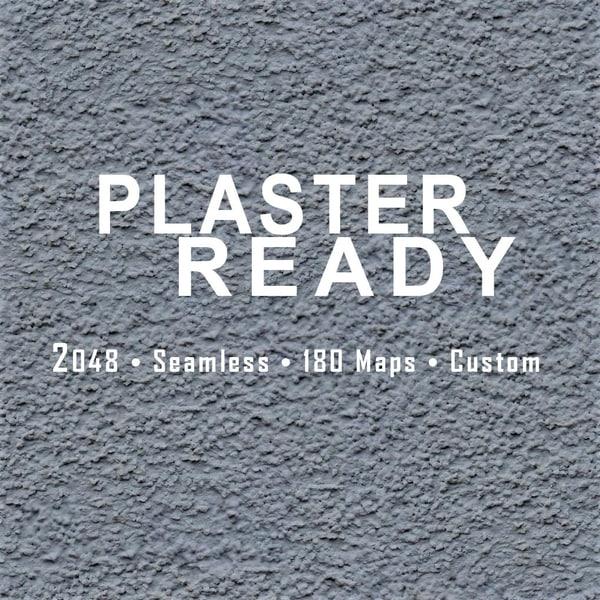 2K Plaster Ready