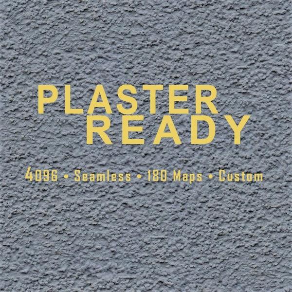 4K Plaster Ready